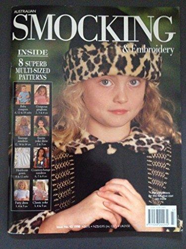 (Australian Smocking & Embroidery magazine 1998 no 43)
