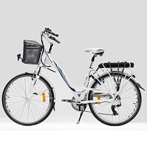 Malaguti Bicicletta Elettrica Pedalata Assistita Ecobici Password
