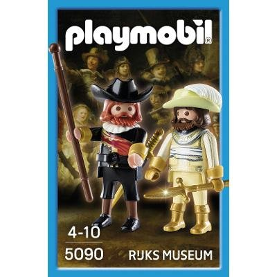 PLAYMOBIL® 5090 Rembrandt: The Night Watch Exclusive Special Edition