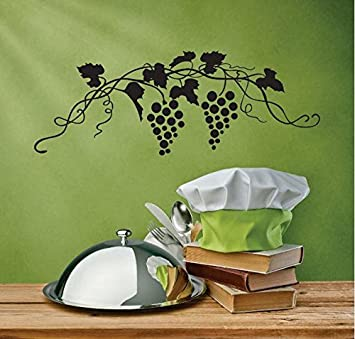 Top Selling Decals - Prices Reduced  Vinyl Wall Sticker  Two Grape Vines Image Bedroom & Top Selling Decals - Prices Reduced : Vinyl Wall Sticker : Two Grape ...