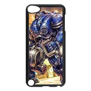 iPod Touch 5 Case Black Heroes of the Storm Custom DSAMKAVDH4708