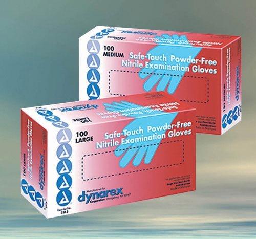 dynarex-safetouch-nitrile-exam-gloves-non-latex-powder-free-medium-box-100