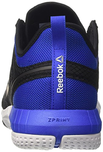 Black Zapatillas Reebok Negro Running Vital White Zprint para 3D Hombre Pewter de Blue pqR8ZTq