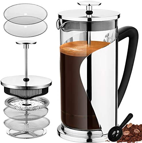 Bebeke French Press Coffee Maker