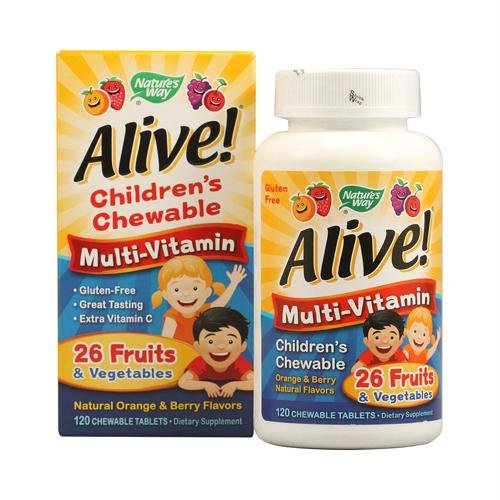 Natures Way Childrens Multi Vitamin Chewable