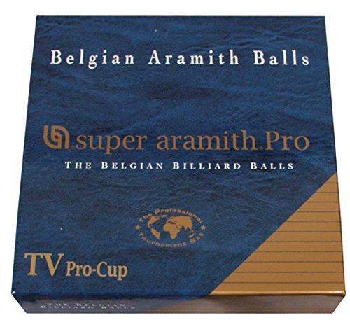 Pool Kugelsatz Super Aramith Pro TV 57,2mm