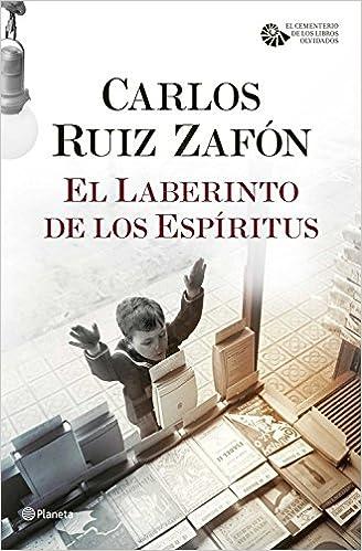 Pack TC El Laberinto de los Espíritus + música Autores Españoles e Iberoamericanos: Amazon.es: Carlos Ruiz Zafón: Libros