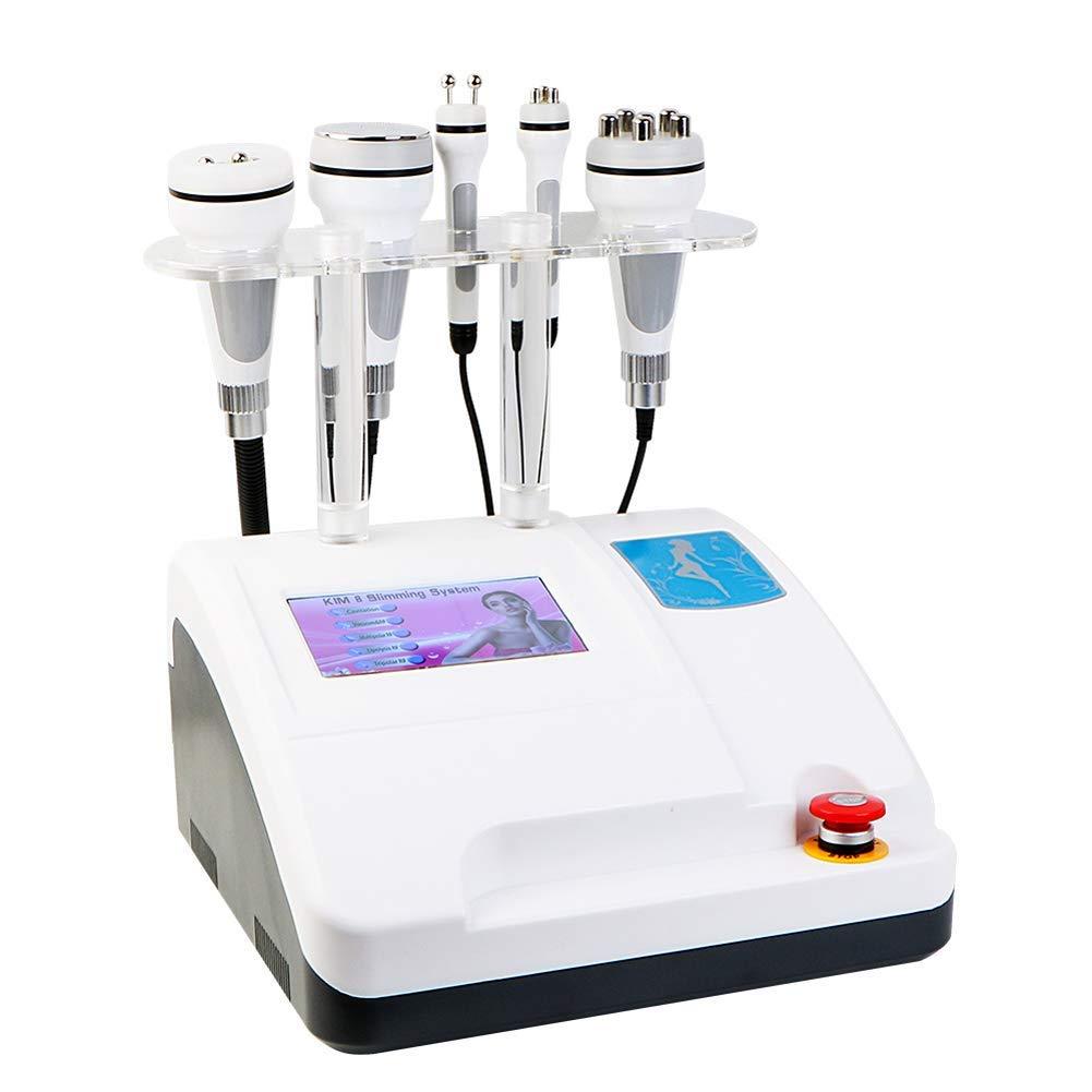 DDDXF Ultrasons Cavitation Carat Anti-Aging Rides Removal Skin Tightening Lifting Beauty Device Salon Spa Equipment for Mom Girlfriend