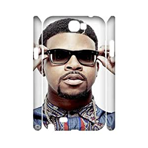 HXYHTY Drake Customized Hard 3D Case For Samsung Galaxy Note 2 N7100