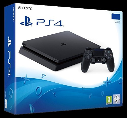 Console Playstation 4 Slim 500gb - Ps4