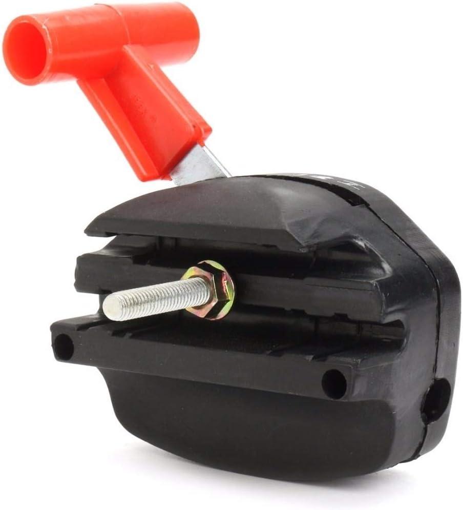 Nologo Gxbld-yy Pelouse Universal Mower C/âble dacc/él/érateur Commutateur Levier de Commande Kit de poign/ée for Tondeuse /à Gazon