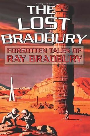book cover of The Lost Bradbury