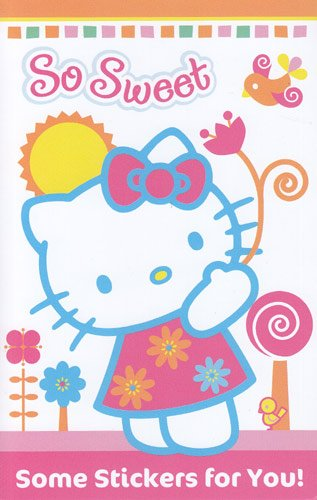 Greeting Card Birthday Hello Kitty