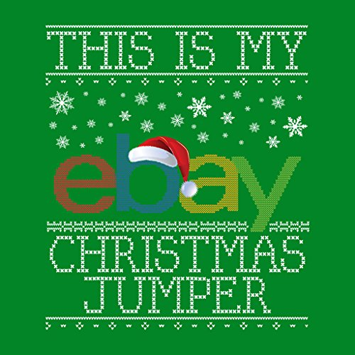 This Green My Pattern Ebay Knit Kelly Jumpers Is Sweatshirt Christmas Coto7 Women's TPdnqwq