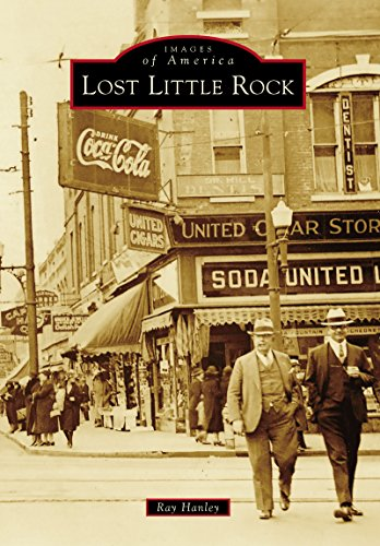 Lost Little Rock (Images of - Centers Shopping Arkansas