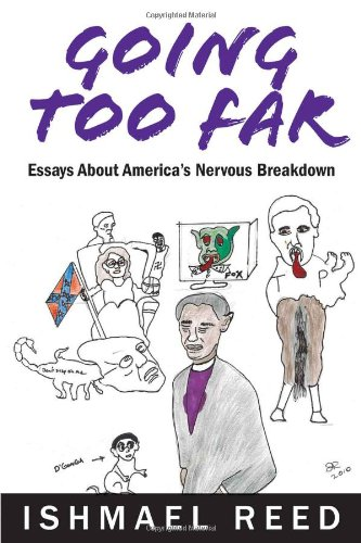 Download Going Too Far: Essays About America's Nervous Breakdown pdf