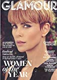 Glamour Magazine (November, 2019) Women of the Year Charlize Theron Cover