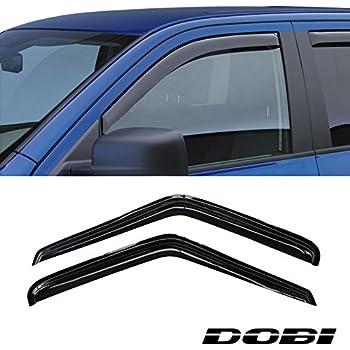 This Item VioletLisa 2pcs Front 2 Door Smoke Sun/Rain Guard Vent Shade  Window Visors For 95 05 Chevy S10 Blazer 95 01 GMC S15 Jimmy 2 Door SUV  94 04 S10 ...