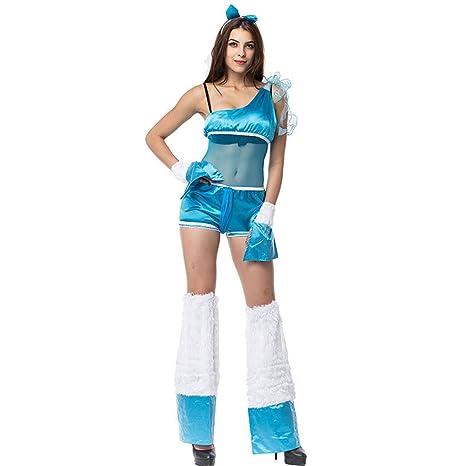 Amazon.com: Lencería para mujer, disfraz de vestido de ...