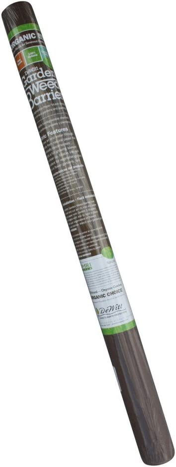 DeWitt NAT240RF Natural Garden Weed-Barrier