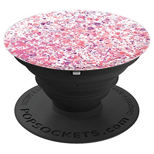 Used, Pink and Purple Watercolor Splatter PopSocket - PopSockets for sale  Delivered anywhere in USA