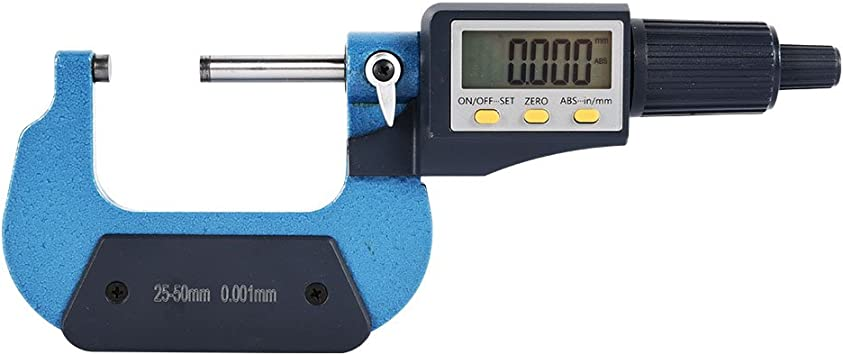 Standard Gage 00524103 Value Micrometer and Caliper Set Black Face