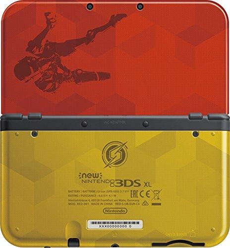 Nintendo 2209499B 3DS XL - Consola De Edición Metroid Samus ...