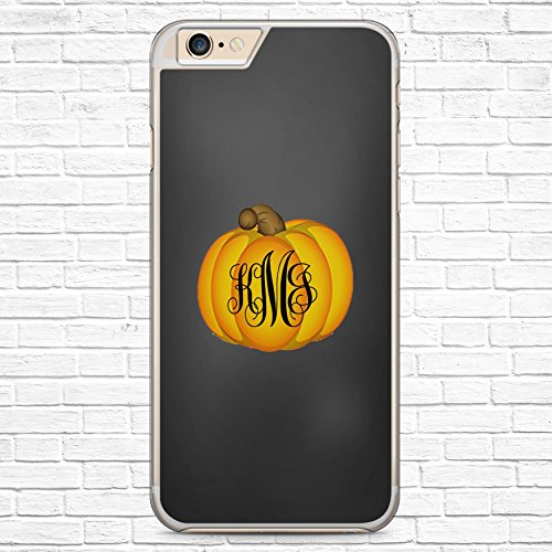 Personalized Halloween Fall Pumpkin Chalkboard Phone Case Any iPhone, Custom Name or Monogram]()
