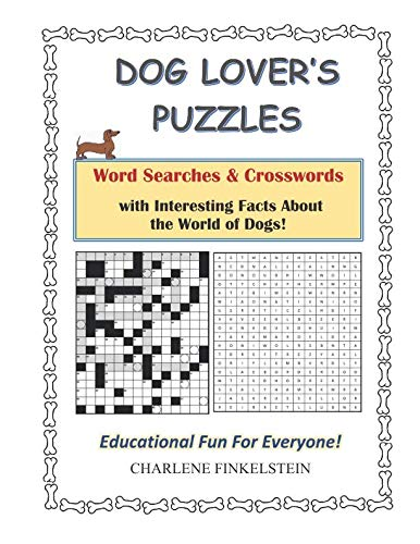 (Dog Lover's Puzzles (Nature Series) )