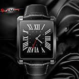 Smart Watch , LEMFO LF20 Bluetooth Mens Smart Watches 1.54