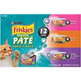 Purina Friskies Classic Pate Variety Pack Cat Food - (24) 8.25 lb. Box