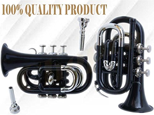nickle plated trumpet - 3