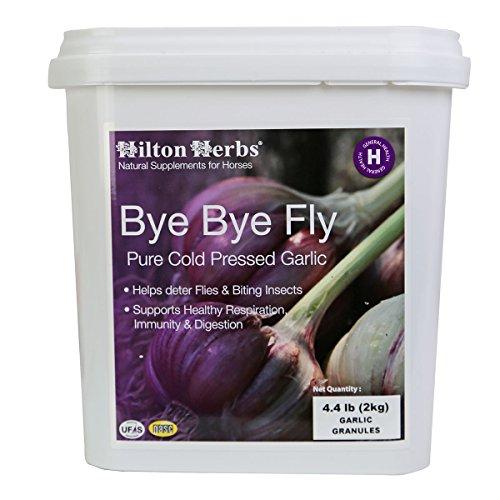 Hilton Herbs Bye Bye Fly Garlic Granules 4.4 lbs
