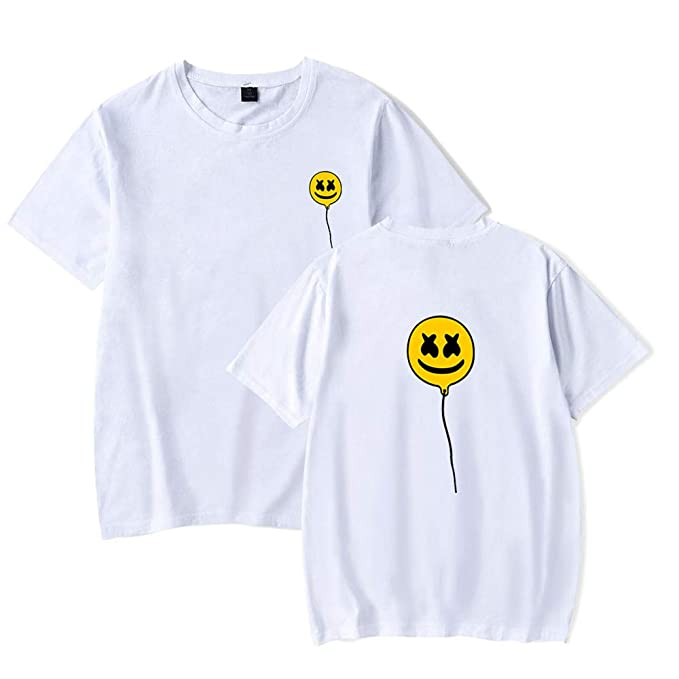 Lzh3D 3D Graphic O Neck Camiseta para Hombre Manga Corta ...