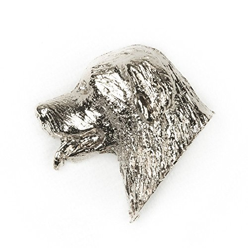BERNESE MOUNTAIN Made in U.K Artistic Style Dog Clutch Lapel Pin Collection