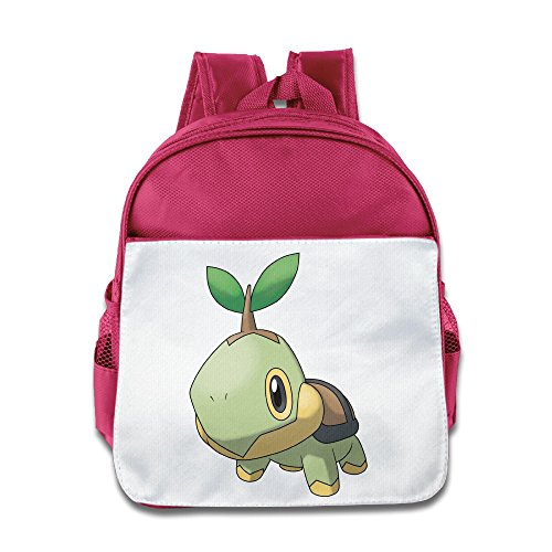 Price comparison product image MoMo Unisex Turtwig Turtle Children School Bag For Little Kids