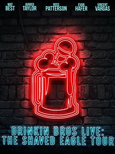 Drinkin Bros Live The Shaved Eagle Tour (Best Break Up Speech)