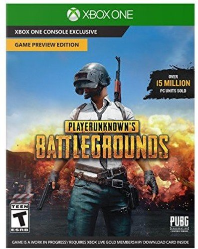 PLAYERUNKNOWNS BATTLEGROUNDS  Game Preview Edition - Xbox One