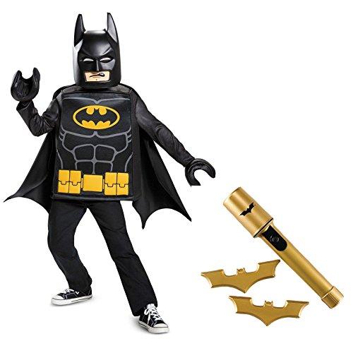 Batman Lego Movie Classic Child Costume Kit Large