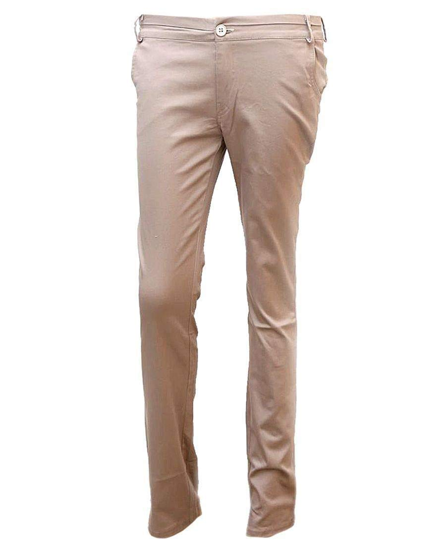 LADY-GAGASS Womens Ladies Straight Leg Formal Dress Pants Best Fit Casual Trouser