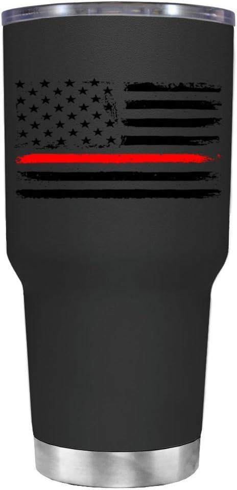 Trek - Vasos de vino con diseño de bandera de Estados Unidos ...