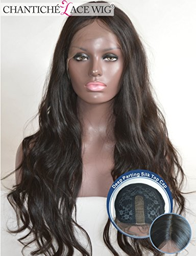 Chantiche Invisible Lace Wig Realistic