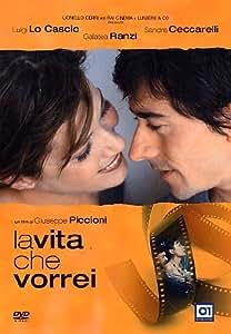 la vita che vorrei dvd Italian Import