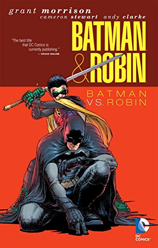 Batman And Robin TP Vol 02 Batman Vs Robin (Batman & Robin) by Dustin Nguyen (Artist), Andy Clarke (Artist), Cameron Stewart (Artist), (18-Nov-2011) Paperback (Batman And Robin Vol 2 Batman Vs Robin)