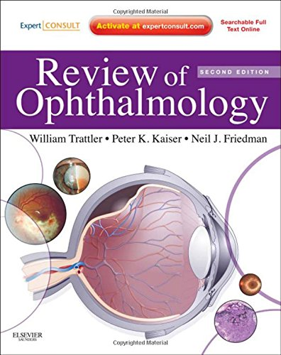 Review of Ophthalmology: Expert Consult - Online and Print, 2e