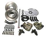 SSBC A126-1 Rear Disc Brake Conversion Kit