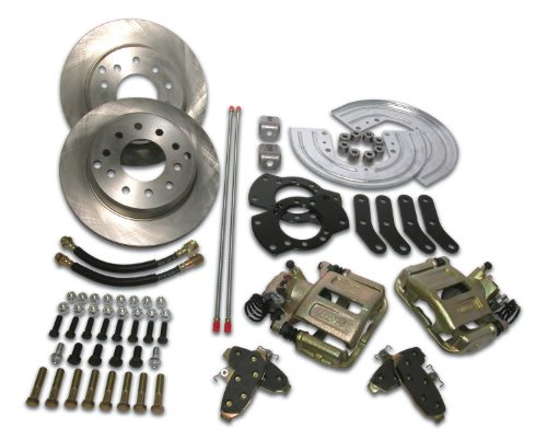 SSBC A126-1 Rear Disc Brake Conversion Kit