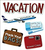 Jolee's Boutique Dimensional Stickers, Vacation
