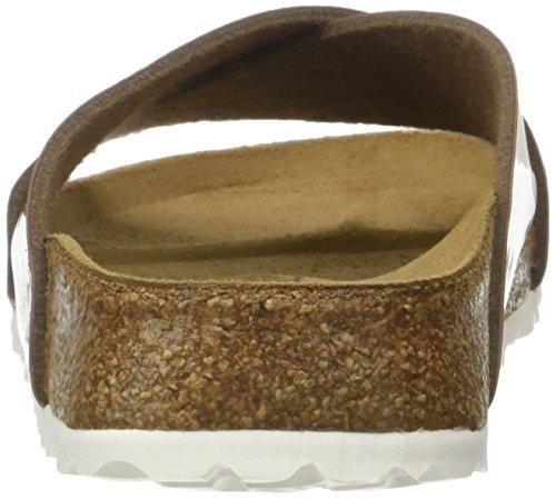 Papillio Daytona - Zapatos Mujer Marrón (Blanc Pearly Hazel)