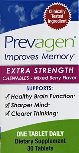 Prevagen Extra Strength Chewables Tablets product image